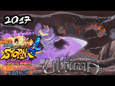Naruto Storm 4 (PC) - Ultima Expansion Pack V3.1 (FINAL) (Road To Boruto Update!) 2017 Release!!!!~