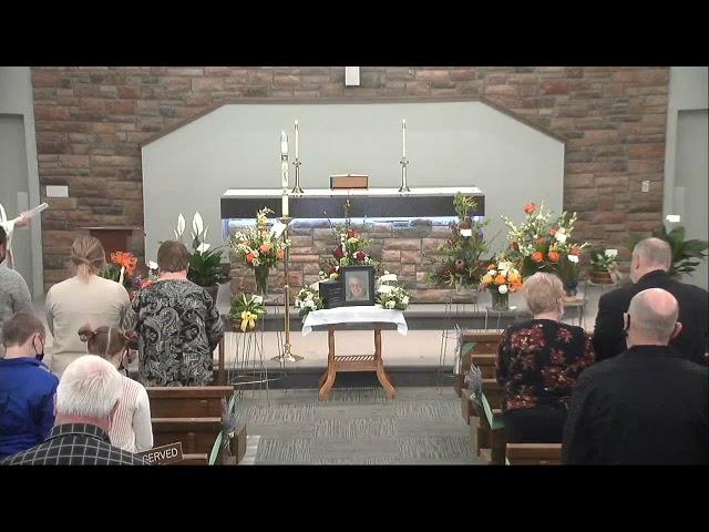 Randy Reinhardt Funeral