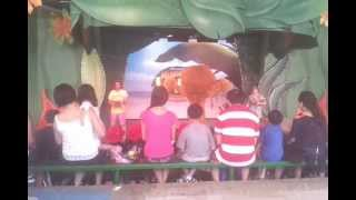 Madagascar LIVE Prepare To Party Part 1 @ Dreamworld Gold Coast