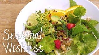 話題のスーパーフード・キヌアを使ったオシャレすぎるサラダレシピ