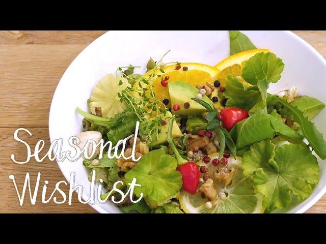 スーパーフードの上手なとり入れかた – Super foods Morning -【SEASONAL WISHLIST】