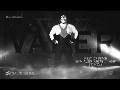 Vader last WWE Theme Song -
