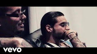 Maluma ft. J Balvin - La Cita (New song 2018) Official video