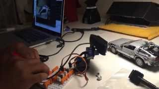 Micro pan tilt servo for stop-motion recording [UPDATED]