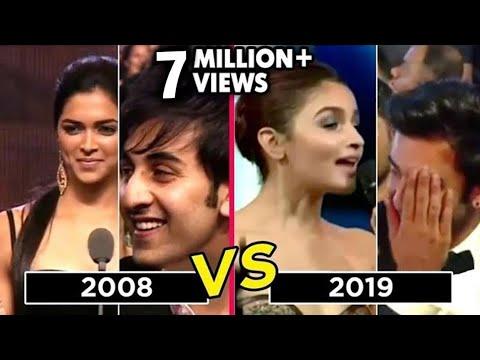 Alia Bhatt Deepika Padukone PROPOSE Ranbir Kapoor On Stage | Deepika VS Alia
