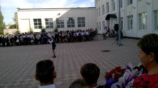 Снова в школу, 1сентября 2016, 1 лицей Салават Мира Закирова