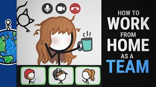 How to Work From Home as a Team