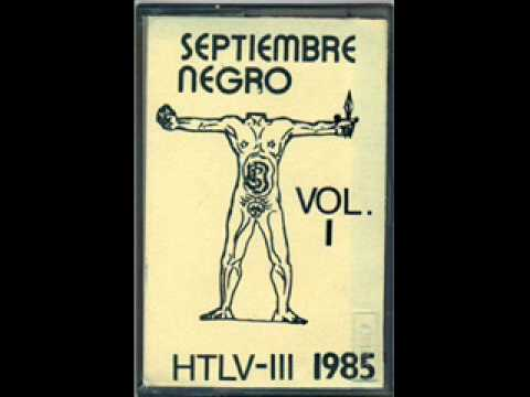 Septiembre Negro - Two Songs ( 1985 Spain Experimental Noise )