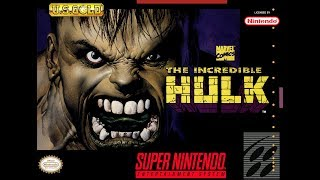 Video Is The Incredible Hulk [SNES] Worth Playing Today? - SNESdrunk download MP3, 3GP, MP4, WEBM, AVI, FLV Juli 2018