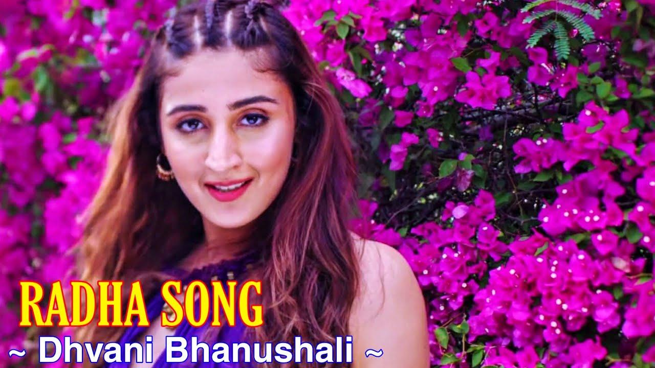 Radha Full Song : Dhvani Bhanushali | Abhijit Vaghani | Kunaal Vermaa |  Radha New Song 2021 | Tsc - YouTube