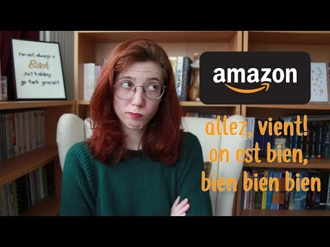 Je n'achète pas sur Amazon, parce que... | DISCUSSION