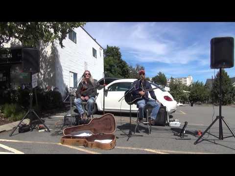 Strawberry Jam Duo - Luzerne Fall Pumpkin Festival - Luzerne, Pa. (9-14-14)