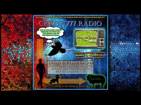 Crrow777 Radio Show and Podcast - Episode 79