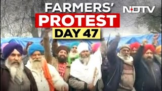 Farmers Protest: Supreme Court To Hear Petitions On Farm Laws, Protests Today, And Other Top Stories