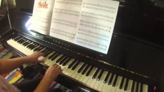 Mexican Hat Dance  |  Alfred's Basic Piano Library recital book level 3