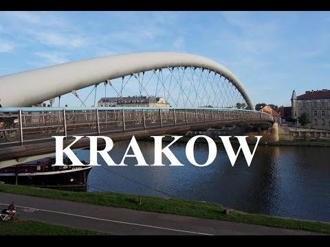 Poland/Krakow (Walking tour-Wisla River) Part 14