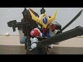 BB戦士 402番 ガンダムバルバトスルプスDX レビュー の動画、YouTube動画。