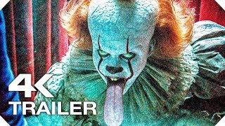 ОНО 2 Русский Трейлер #2 (4K ULTRA HD) НОВЫЙ 2019 Клоун Пеннивайз, Стивен Кинг Horror Movie HD