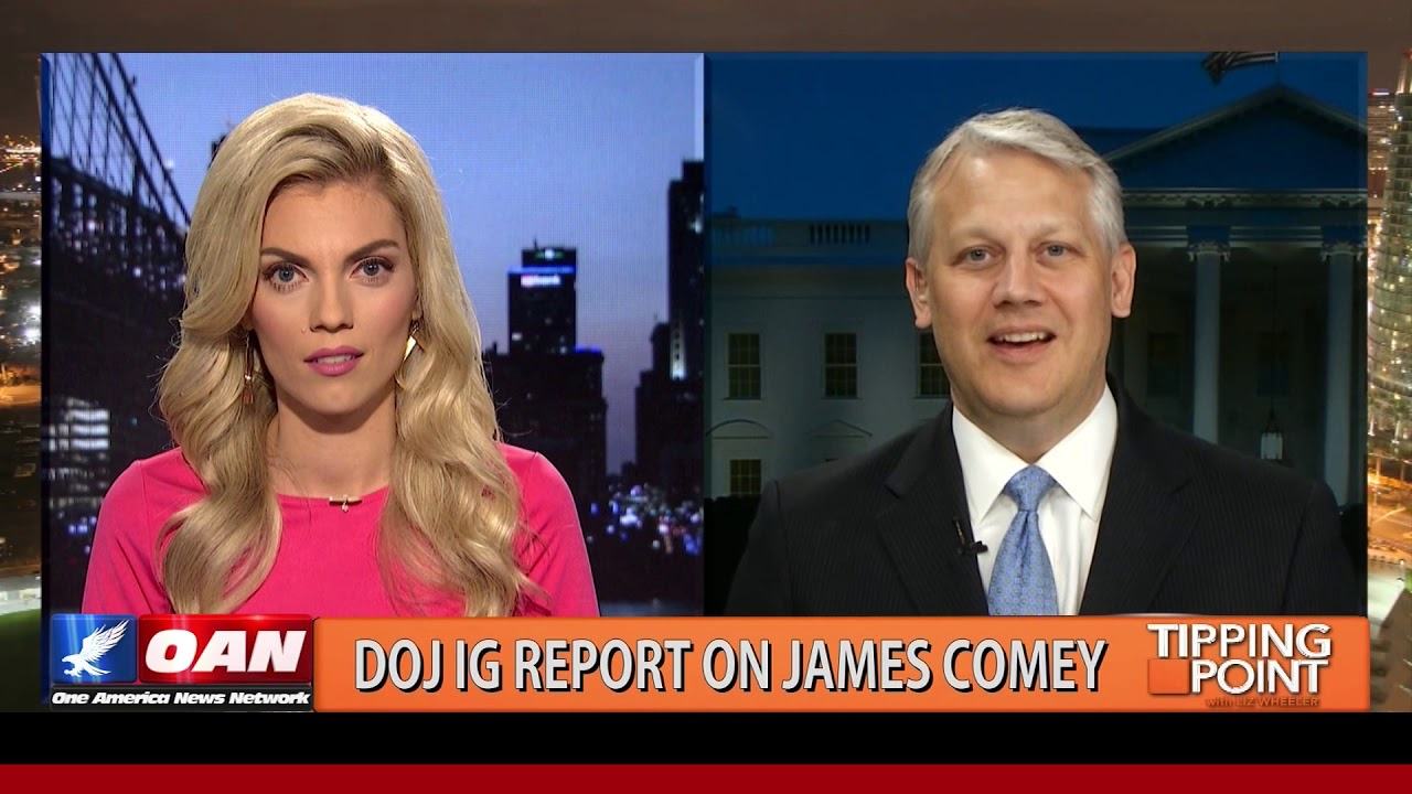 OAN What You Should Know About The DOJ IG Report On James Comey