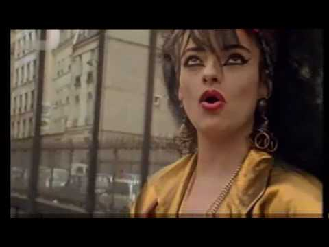 Клип Nina Hagen - Hold Me