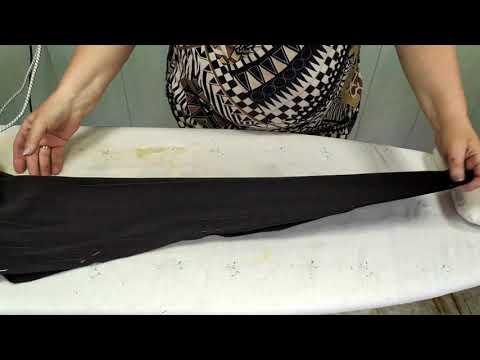 Заправка брюк