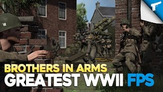 Brothers in Arms | The Greatest WWII FPS