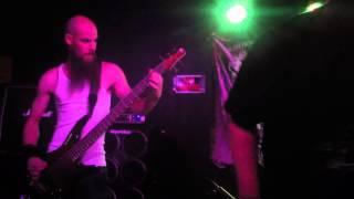 EXCRETORY ENGORGEMENT - Bath-Salt Fecal Frenzy  - 06/13/13 - Cheyenne Saloon - Las Vegas Deathfest V