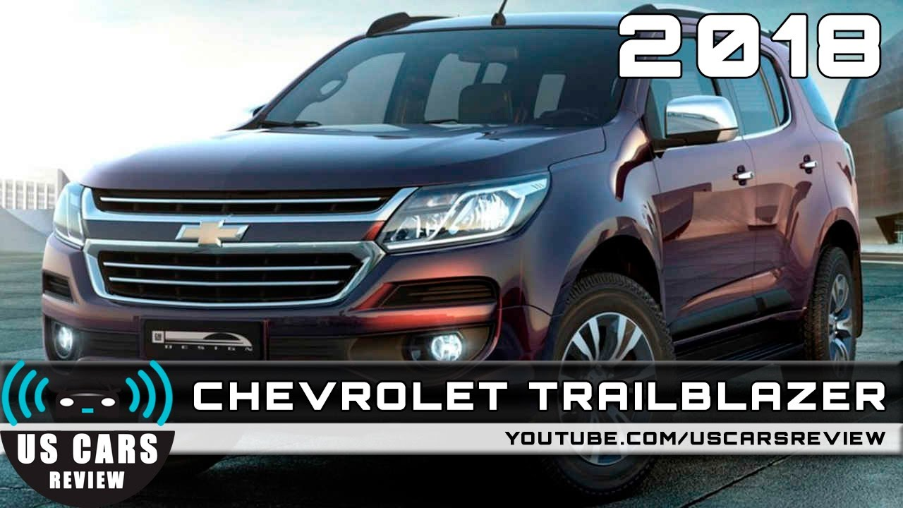 2018 Chevrolet Trailblazer  YouTube