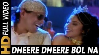 dheere dheere bolna mohammed aziz kavita krishnamurthy angaara 1996 songs mithun chakraborty