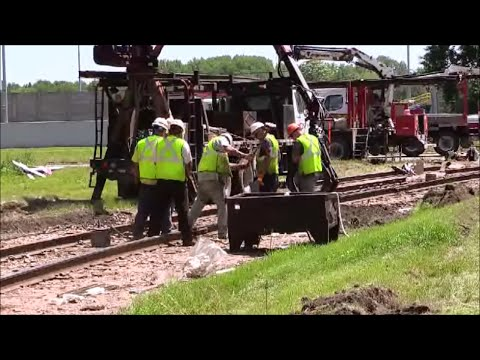 2015-06-09 Canadian National Train Derailment - Waterloo, Iowa - Myke Goings - KMDG
