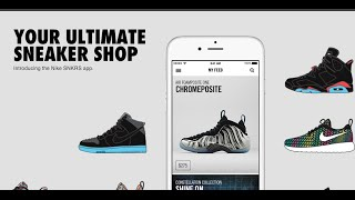 Nike SNKRS APP | How To Access + Purchase