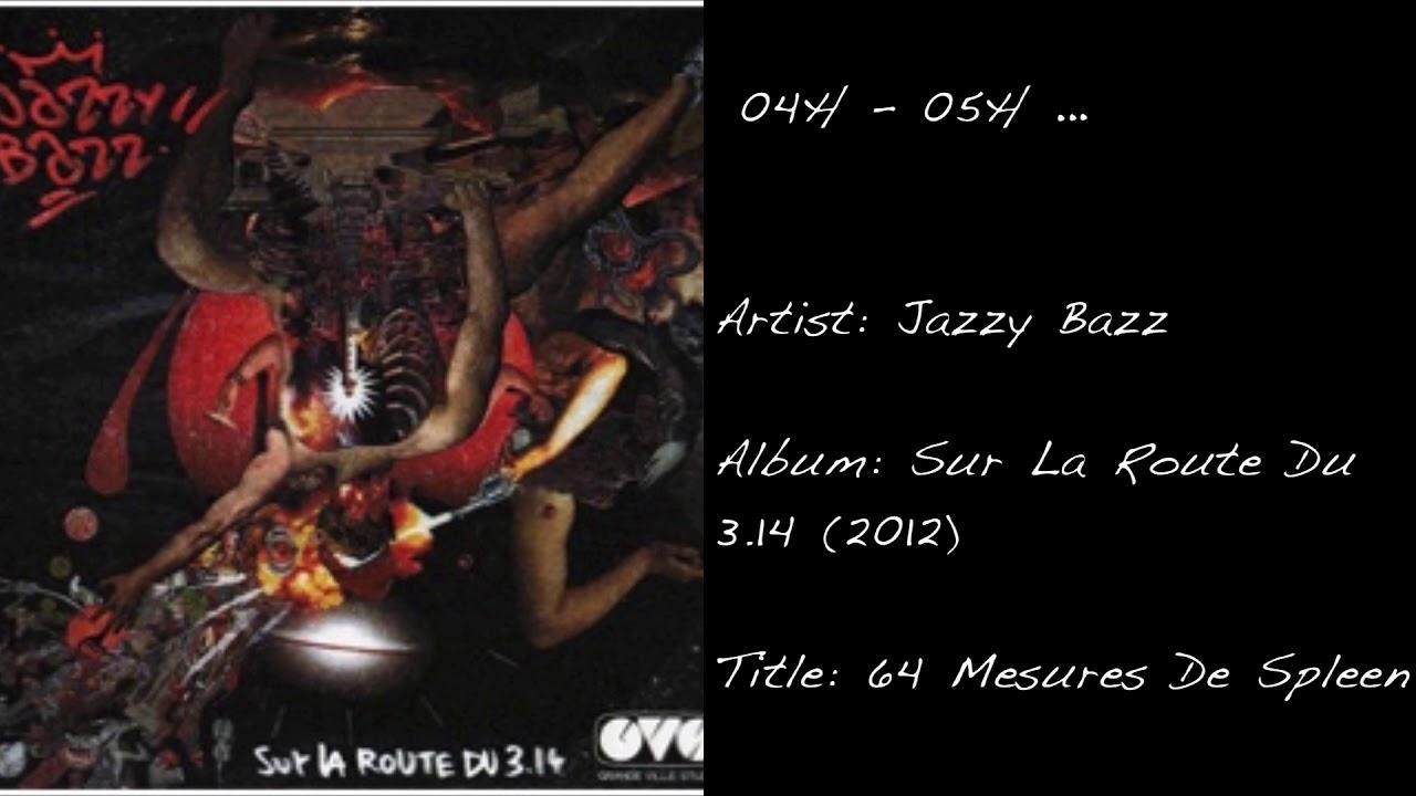 jazzy bazz 64 mesures de spleen