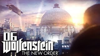 WOLFENSTEIN: THE NEW ORDER [HD+] #006 - Nazi-Berlin, 1960