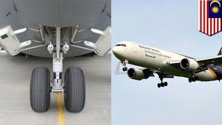 Tidak punya uang untuk mudik, WNI nekat menyusup dalam roda pesawat - TomoNews