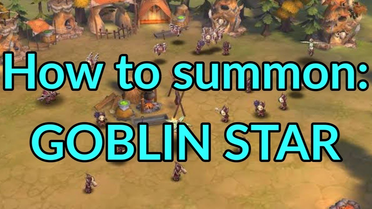 Ragnarok Mobile- How to find Goblin star and Zircon Material (goblin*)