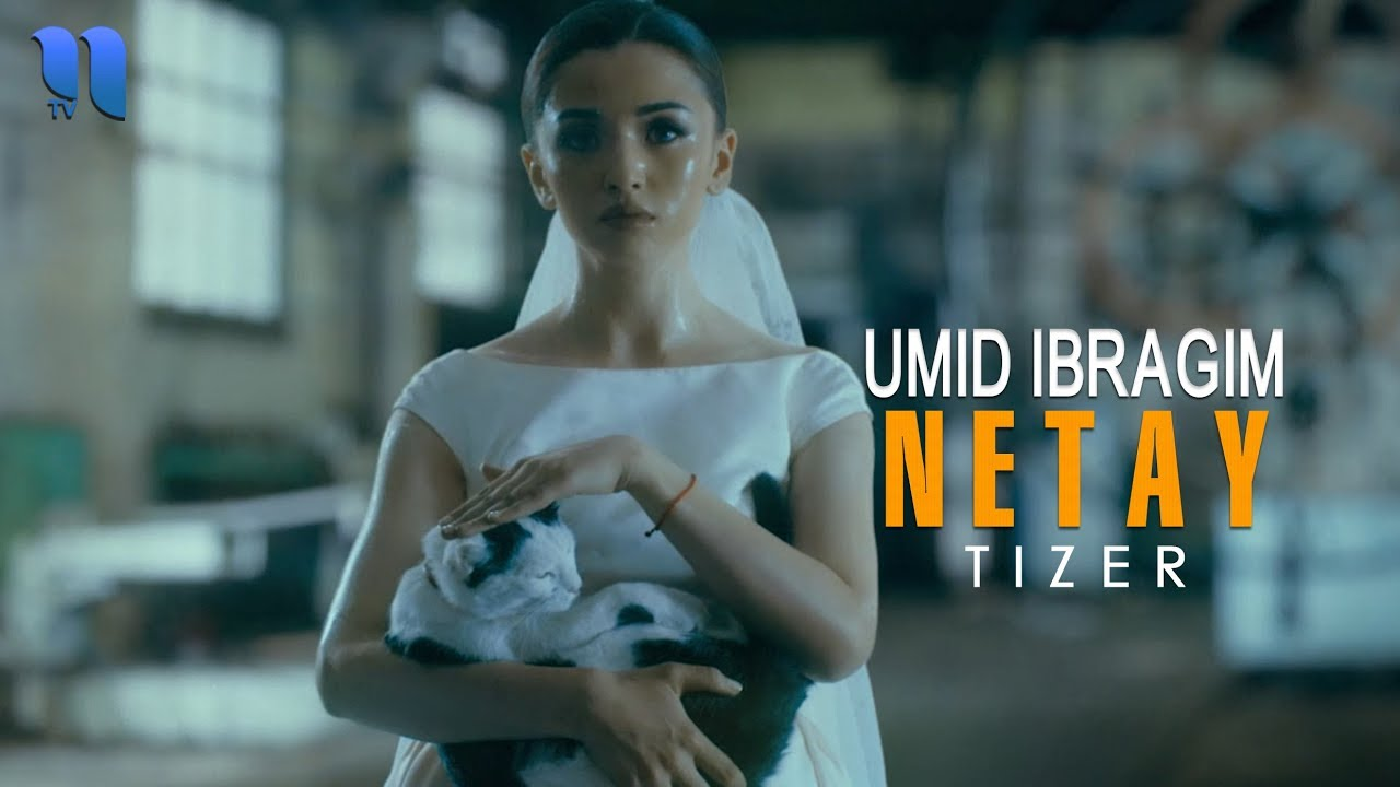 Umid Ibragim - Netay (tizer)   Умид Ибрагим - Нетай (тизер)