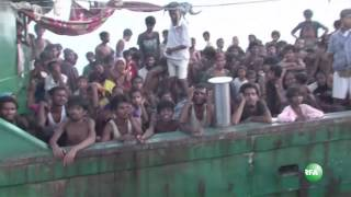 Myanmar and Boat People crisis