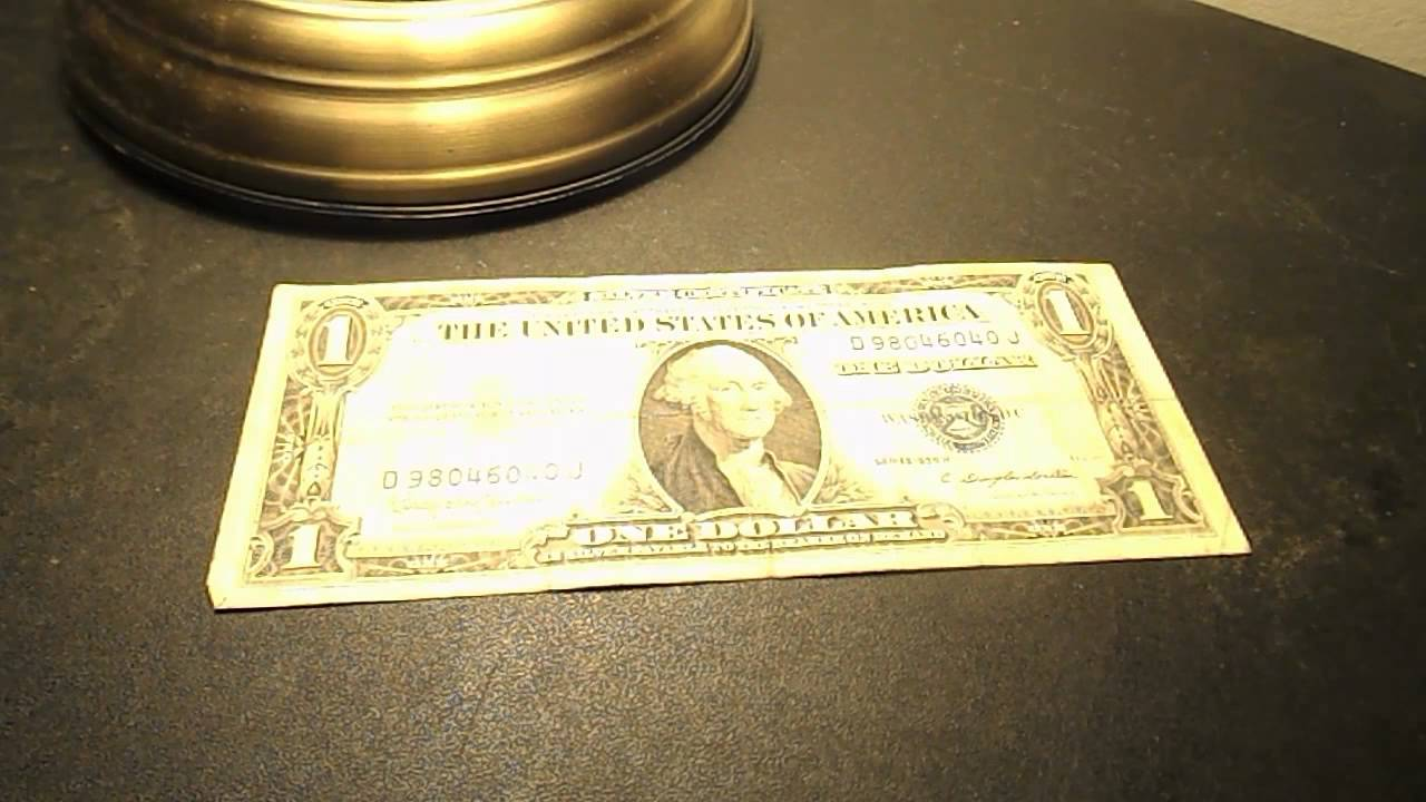 1935 american one dollar silver certificate youtube 1935 american one dollar silver certificate 1betcityfo Images