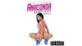 Nicki Minaj - Anaconda - Egypticon Bootleg