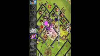 Clash of clans süper ganimet klasik bir 3 leme köy (EMEĞE SAYGI) VİDEOYU BEĞENMEYİ UNUTMAYIN