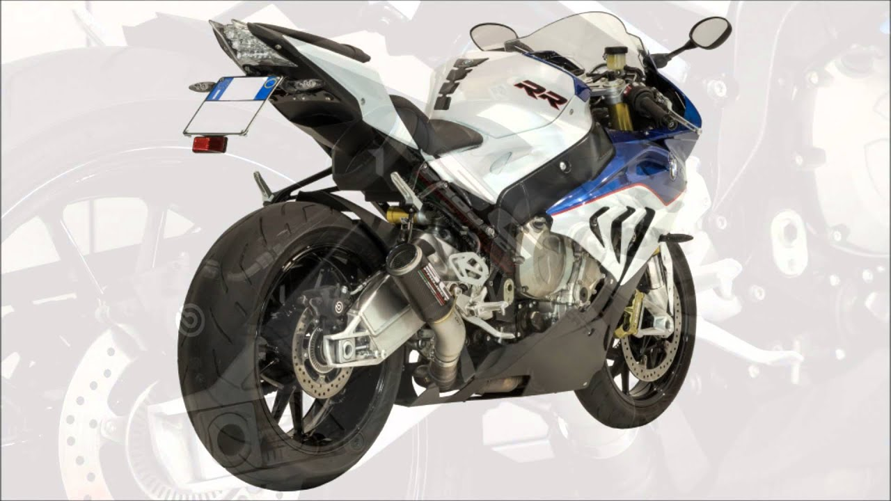 Sc Project Cr T Bmw S1000rr 2015 16 Youtube
