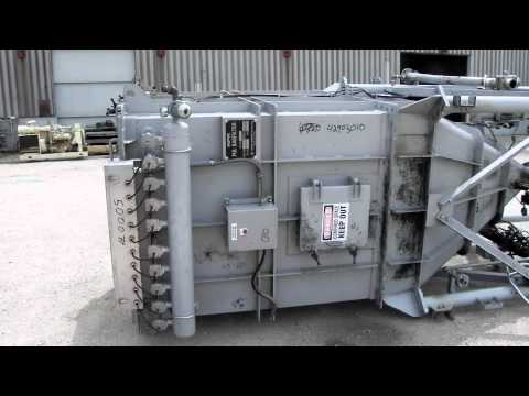 Used- Nippon Pneumatic PBF-40 Pulse Jet Dust Collector - Stock# 42903010