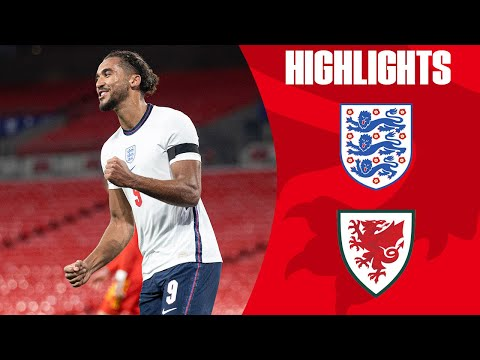 England 3-0 Wales | Calvert-Lewin's Debut Goal & Ings' Bicycle Kick! | Official Highlights