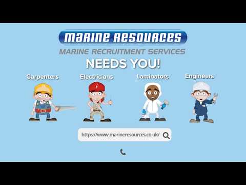 Have you got a Trade? Marine Resources needs YOU