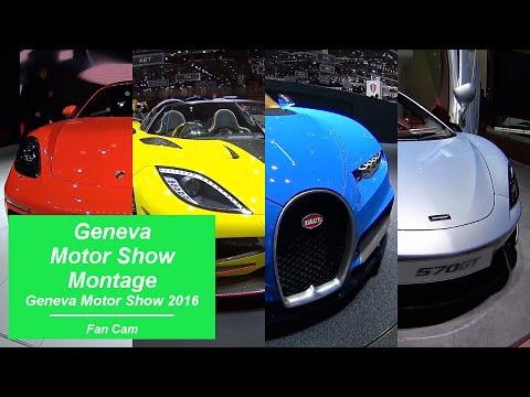Geneva Montage :: Fan Cam - Geneva Motor Show 2016