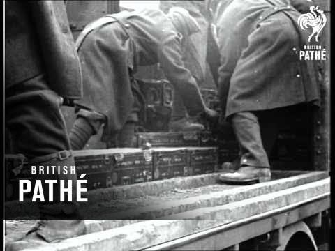B.E.F. In France - 1939 / 1940 (1939)