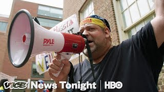 Venezuelans Are In A Power Struggle — For Their Own U.S. Embassy (HBO)