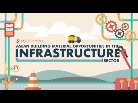 Understanding ASEAN's building material market in the infrastructure sector | Solidiance