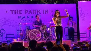 ให้นานกว่าที่เคย - KLEAR  [live]# แสดงสด  1/2 the park in market  chonburi