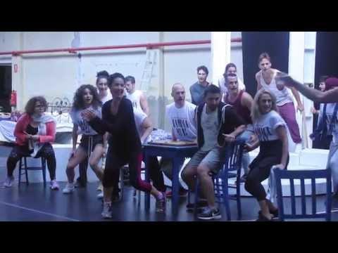 Mamma Mia El Musical - Ensayos Barcelona